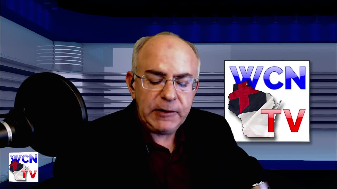 WCNTV Live with Guest Robert Klous