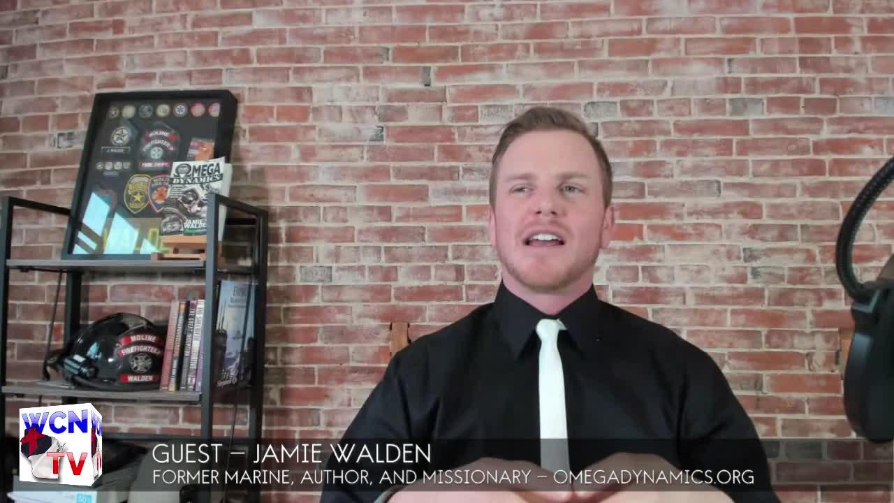 WCNTV with Guest Jamie Walden   1.15.2020