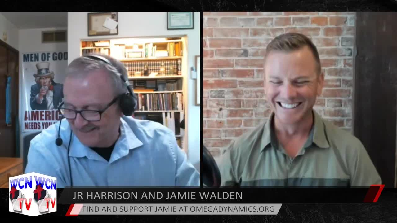 WCN-TV July 8, 2020 with Guest Host JR Harrison and Guest Jamie Walden