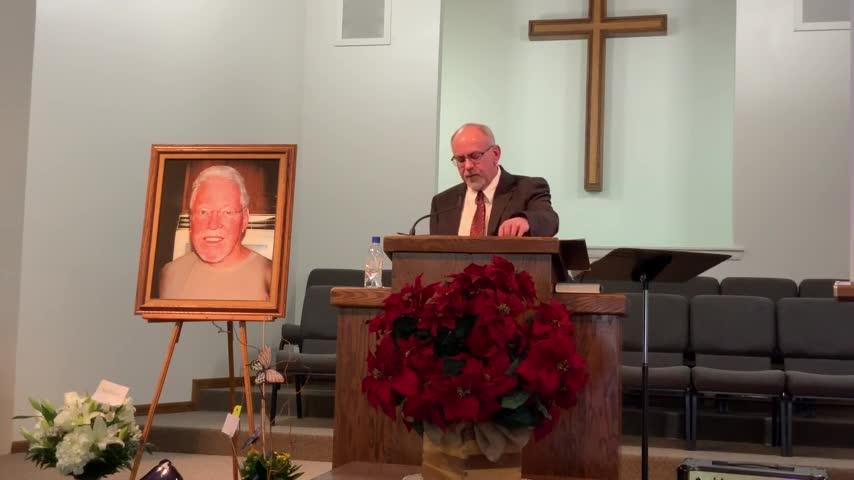 Robert E Winter Memorial Service/Celebration of LIFE!