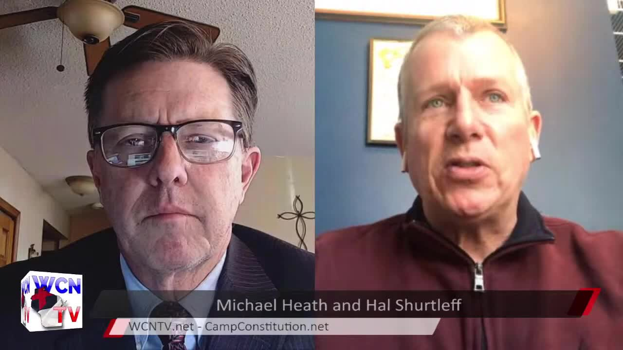 WCN-TV   March 3rd, 2021   Michael Heath and Hal Shurtleff